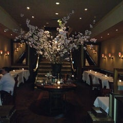 Photo taken at Babbo Ristorante by Stacey W. on 3/12/2012