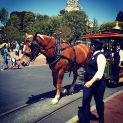 Photo taken at Horse-Drawn Streetcars by Kelcie T. on 4/15/2012