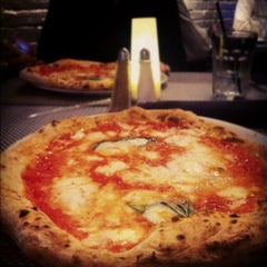 Photo taken at Il Canale by Chris on 3/26/2012