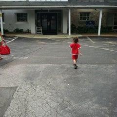 Photo taken at Greenspring Montessori School by Loren B. on 6/25/2012