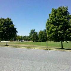 Photo taken at Washington Lake Park by Darlene V. on 7/25/2012
