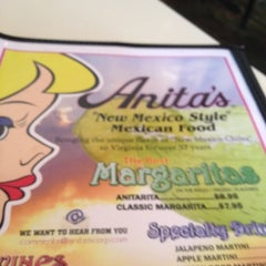 Photo taken at Anita's New Mexico Style Mexican Food by Diann B. on 3/26/2012