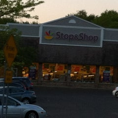 Photo taken at Stop & Shop by Tom V. on 4/19/2012