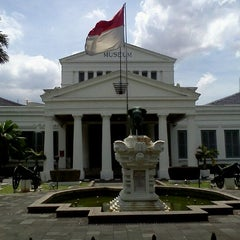 Photo taken at Museum Nasional Indonesia by Hedwig G. on 3/5/2012