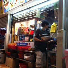Photo taken at Yuan Yuan Claypot Rice by Timothy H. on 9/2/2012