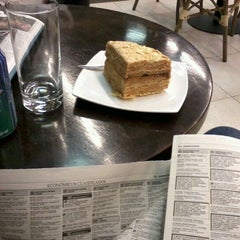 Photo taken at Cefe's Café by Natalia F. on 4/30/2012