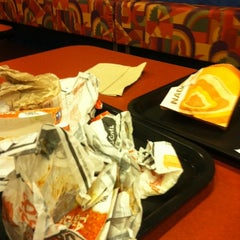 Photo taken at Taco Bell by Gopal M. on 3/28/2012
