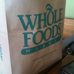 Photo taken at Whole Foods Market by B. C. on 5/27/2012