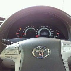 Photo taken at Toyota Servis Bahau by Adzmie I. on 5/12/2012