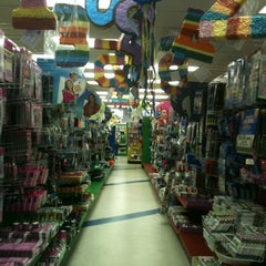Photo taken at Party Shop by Amanda B. on 5/20/2012