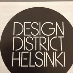 Photo taken at Designmuseo by Ekaterina P. on 8/21/2012