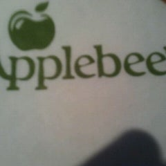 Photo taken at Applebee's by Amanda N. on 4/12/2012