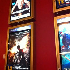 Photo taken at Cine Hoyts by Santiago F. on 8/7/2012