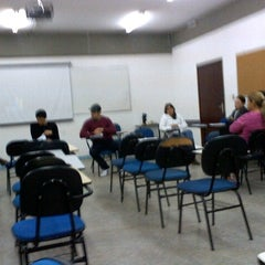 Photo taken at Universidade de Cuiabá (UNIC) by Rafael P. on 7/8/2012