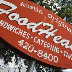 Photo taken at FoodHeads by Joel G. on 7/7/2012