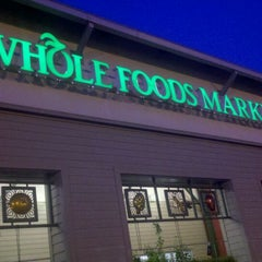 Photo taken at Whole Foods Market by Otis A. on 5/10/2012
