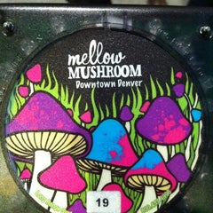 Photo taken at Mellow Mushroom Pizza Bakers by Jennifer on 2/12/2012