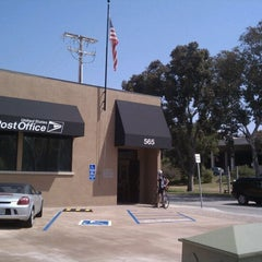 Photo taken at US Post Office by Matthias S. on 5/7/2012