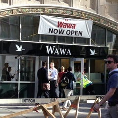 Photo taken at Wawa Food Market #86 by Tatiana A. on 6/26/2012