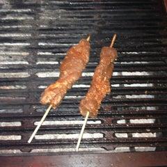 Photo taken at Gaslamp Strip Club Restaurant by Heather D. on 7/8/2012