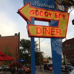 Photo taken at Michael's Goody Boy by Valarie J. on 7/15/2012
