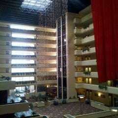 Photo taken at Holiday Inn Hotel & Suites Beaumont-Plaza (I-10 & Walden) by Candice H. on 8/17/2012