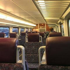 Photo taken at Sounder Train 1705 by Wine T. on 8/20/2012