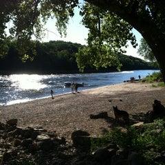Photo taken at Hidden Falls Regional Park by Tom D. on 8/5/2012