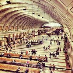 Photo taken at Stockholms Centralstation by moroco on 8/5/2012