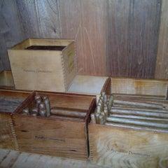 Photo taken at Lianos Dos Palmas Cigars by Maria V. on 8/5/2012