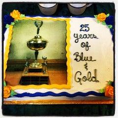 Photo taken at Kellenberg Memorial High School by Stephanie C. on 5/12/2012