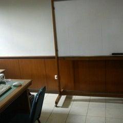 Photo taken at Kampus A Universitas Gunadarma by nandang r. on 9/8/2012