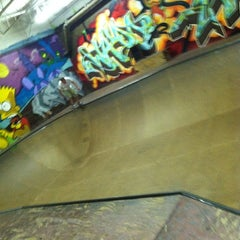 Photo taken at Cream City Skatepark by Nick B. on 9/13/2012