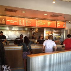Photo taken at Chipotle Mexican Grill by Terrance G. on 4/29/2012