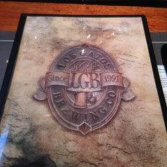Photo taken at Los Gatos Brewing Co. by Neal T. on 6/13/2012