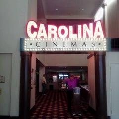 Photo taken at Carolina Theatre Of Durham by Lisa G. on 5/27/2012