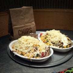 Photo taken at Chipotle Mexican Grill by Gixxer Chick on 7/17/2012