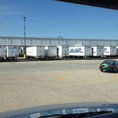 Photo taken at Walmart Distribution by Roosevelt D. on 4/26/2012