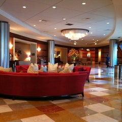 Photo taken at Indianapolis Marriott Downtown by Joseph N. on 7/4/2012