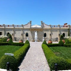 Photo taken at Del Dotto Vineyards by Robert F. on 5/29/2012