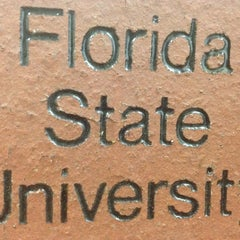 Photo taken at Florida State University by Juan E. on 2/20/2012
