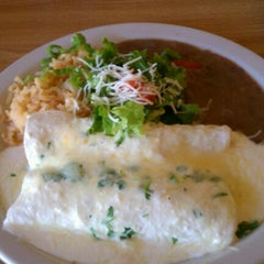 Photo taken at Tito's Mexican Restaurant by Jennifer M. on 4/22/2012