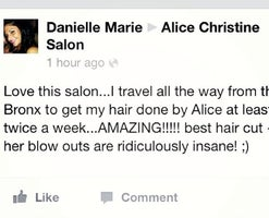Alice Christine Salon