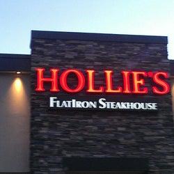 Hollie's Flatiron Steakhouse corkage fee