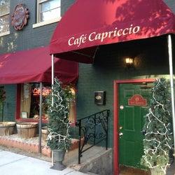 Cafe Capriccio corkage fee