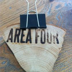 Area Four corkage fee