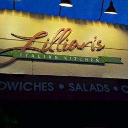 Lillian's Italian Kitchen corkage fee