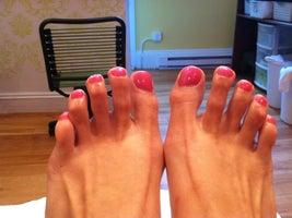 Wet Paint Nail Spa