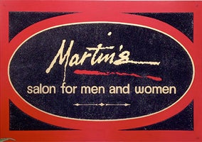 Martin's Salon for Men & Women