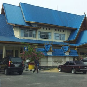 Daftar Kode Pos di Kecamatan Rumbai Pesisir, Kota Pekanbaru